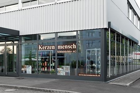 Ausstellung der Kerzenmensch Schönbächler AG